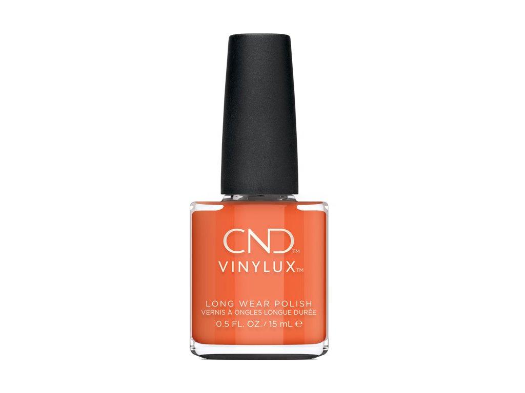 CND VINYLUX™ - WEEKLY POLISH - sơn móng một tuần - B-DAY CANDLE (322) 0.5oz (15ml)