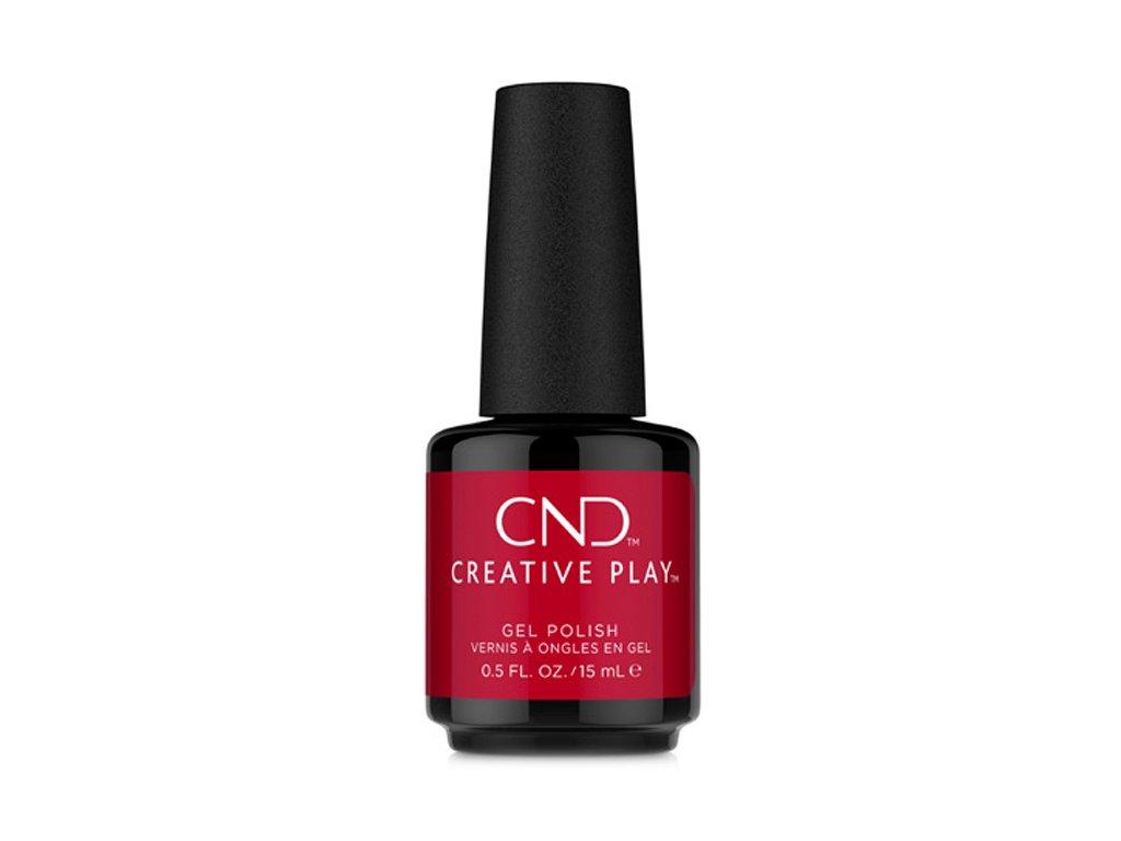 CND Creative Play™ SƠN - GEL - LEGENDARY (544) 0.5oz (15ml)