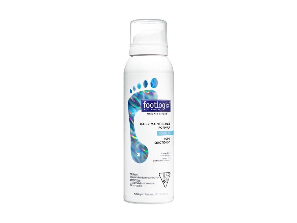 Footlogix Footlogix Daily Maintenance Formula (2) - bọt cho da bình thường và da khô, 125 ml (4.2 oz.)