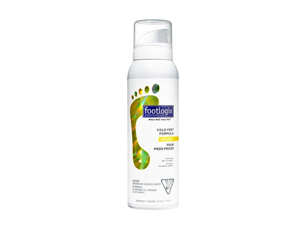 Footlogix Footlogix Cold Feet Formula (4) - bọt cho chân lạnh, 125 ml (4.2 oz.)