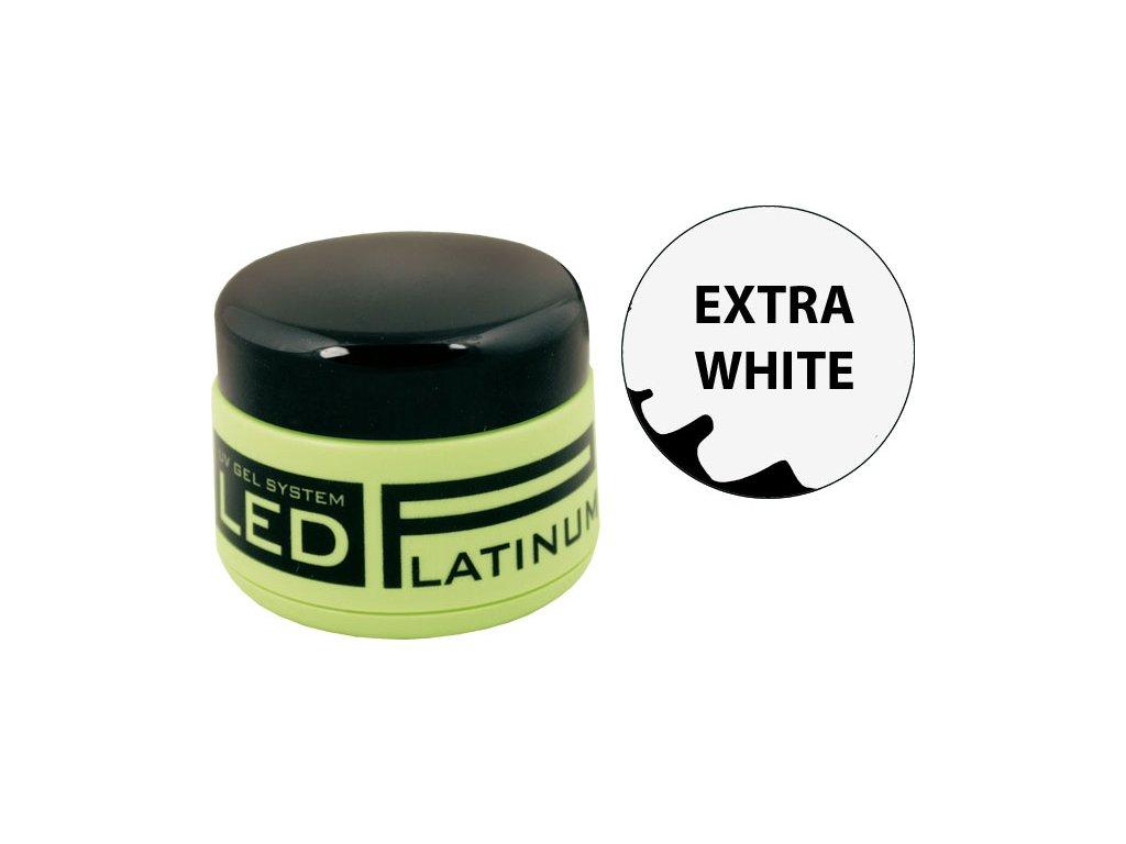 Platinum PLATINUM LED - trắng sáng - EXTRA WHITE, 9g (30 giây LED/120 giây UV)