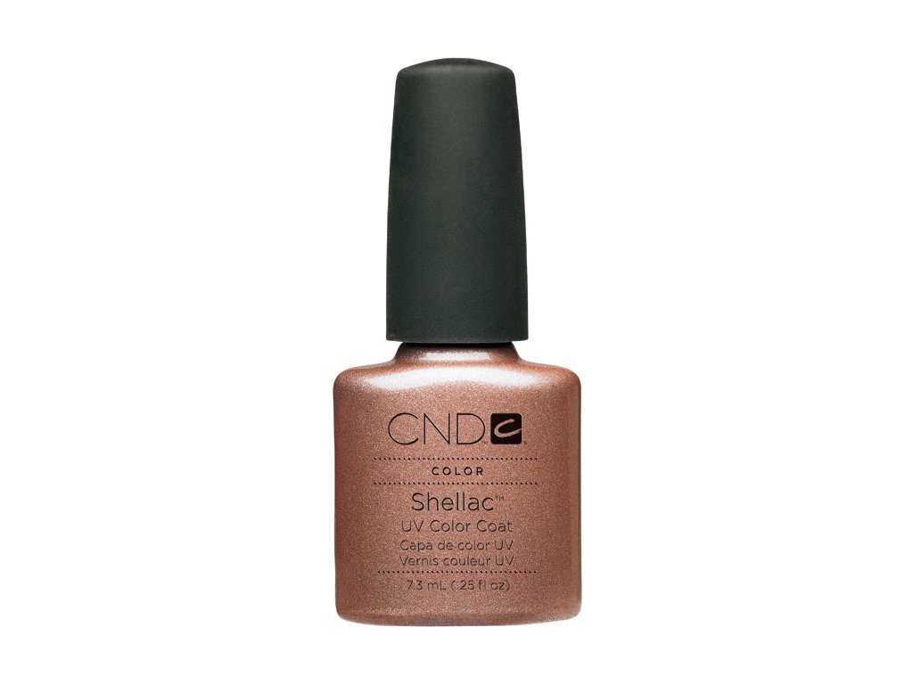 CND SHELLAC™ - UV COLOR - ICED CAPPUCCINO 0.25oz (7,3ml)