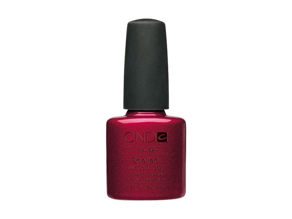 CND SHELLAC™ - UV COLOR - RED BARONESS 0.25oz (7,3ml)