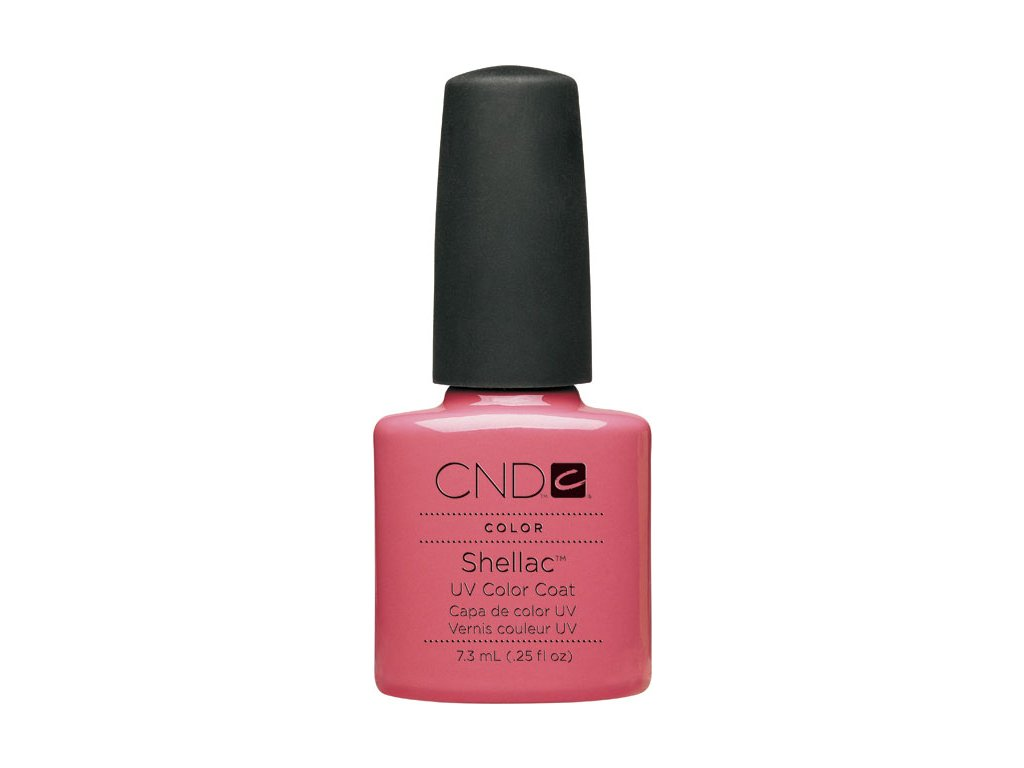 CND SHELLAC™ - UV COLOR - ROSE BUD 0.25oz (7,3ml)