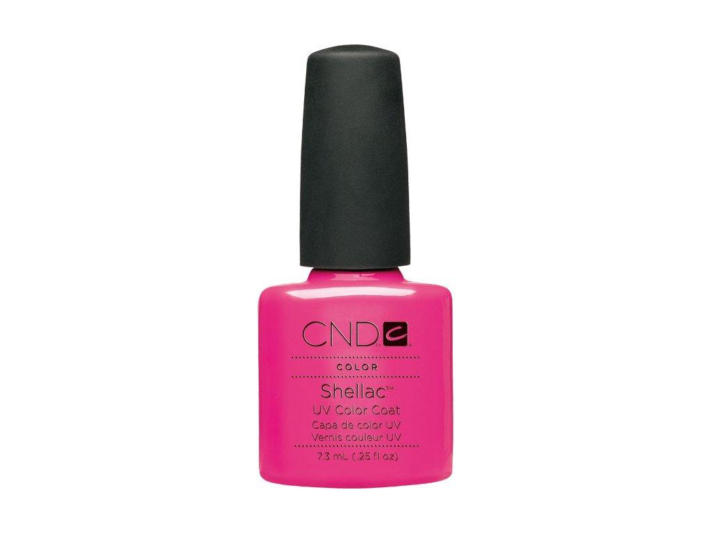 CND SHELLAC™ - UV COLOR - HOT POP PINK 0.25oz (7,3ml)