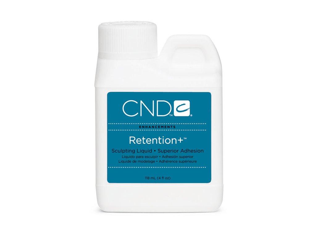 CND Retention+ Liquid Dung dịch đắp móng 4oz (118ml), độ bám dính cao