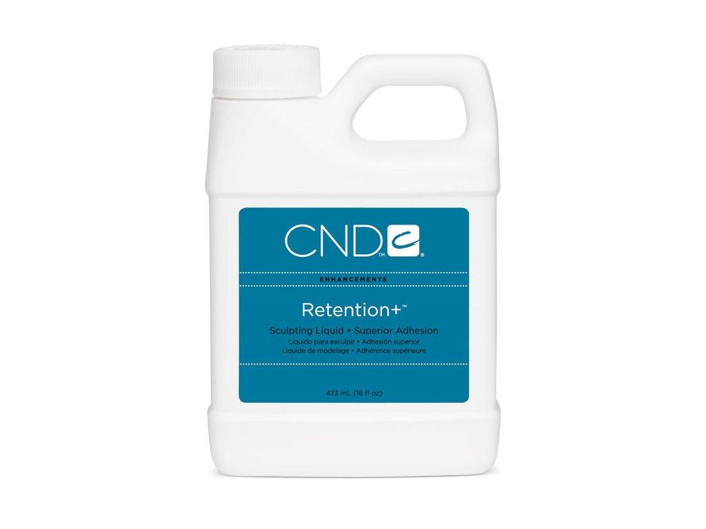 CND Retention+ Liquid Dung dịch đắp móng 16oz (473ml), độ bám dính cao