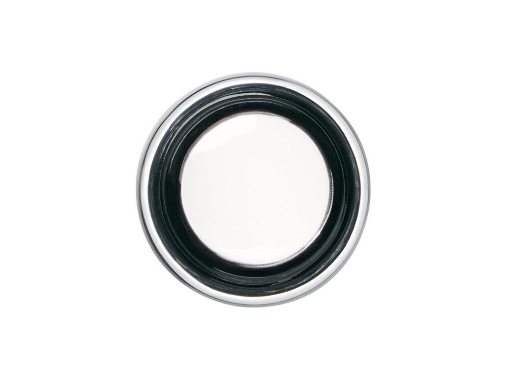 CND BRISA™ Gel đắp móng PURE WHITE OPAQUE 0.5oz (14g), mầu trắng đặc