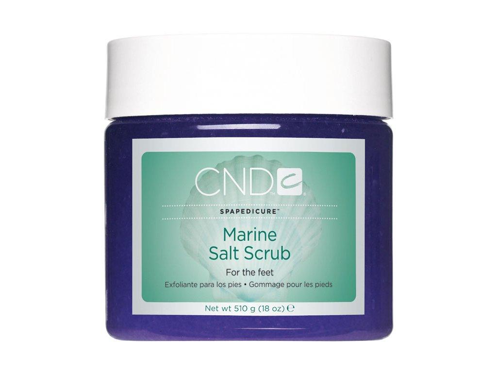 CND SpaPedicure Marine Salt Scrub 18oz (510g), peeling Muối hương đại dương