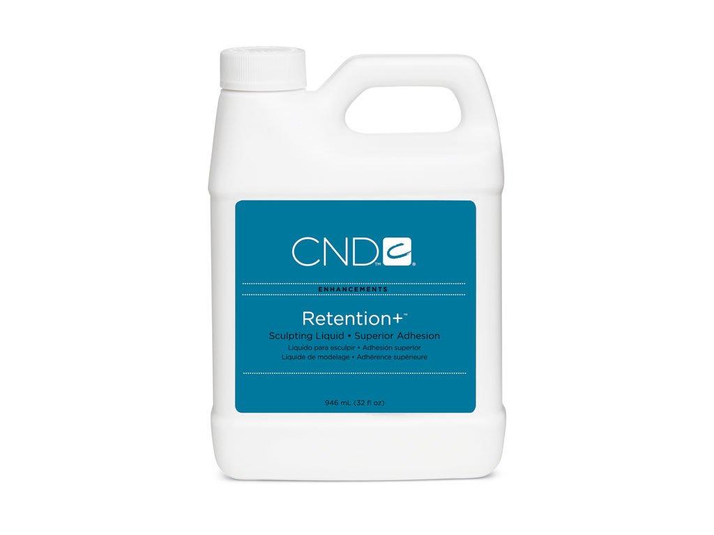 CND RETENTION+™ CND RETENTION+™ DUNG DỊCH DẮP MÓNG LIQUID với độ bám cao, 32oz (946ml)