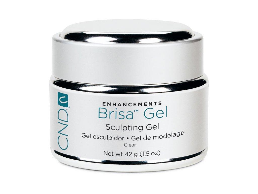 CND BRISA™ Gel đắp móng CLEAR, 1.5oz (42g)