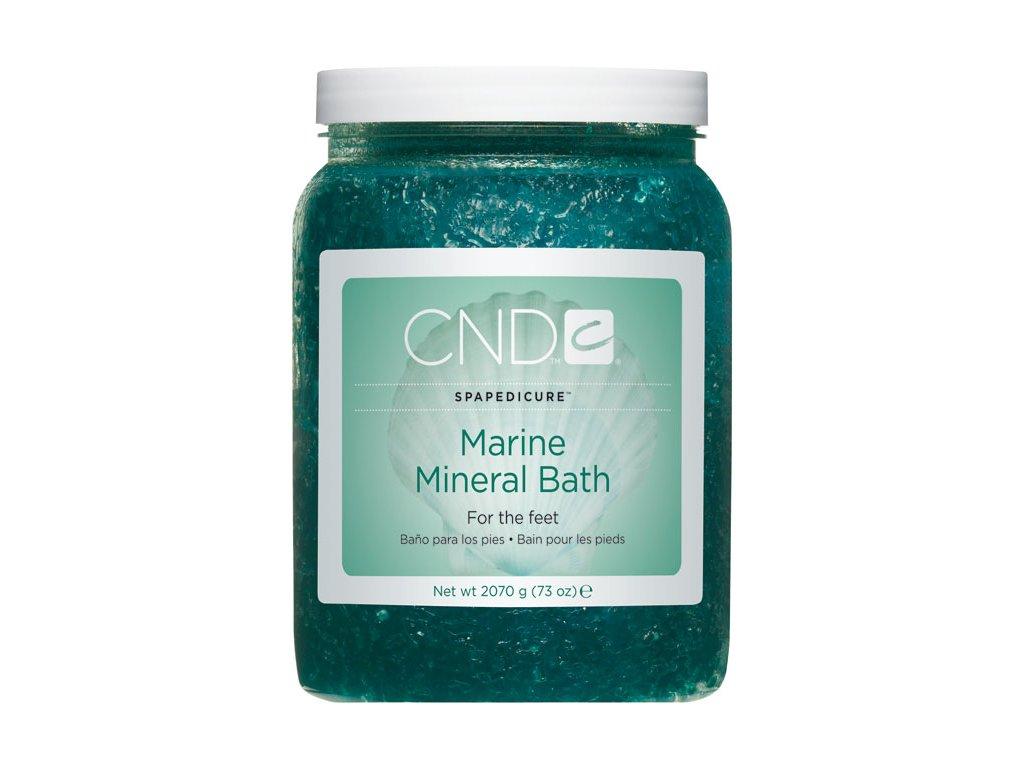 CND SpaPedicure MARINE MINERAL BATH,  dung dịch khoáng ngâm chân và làm sạch, 73oz (2070g)