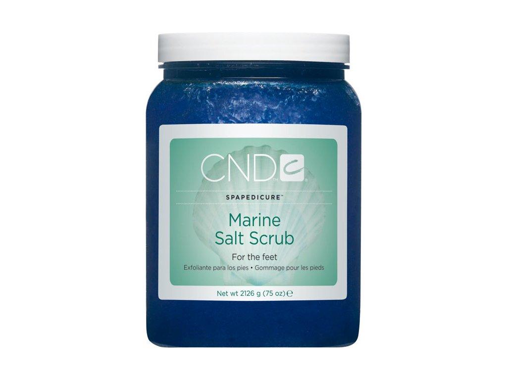CND SpaPedicure MARINE SALT SCRUB, peeling Muối hương đại dương, 75oz (2126g)