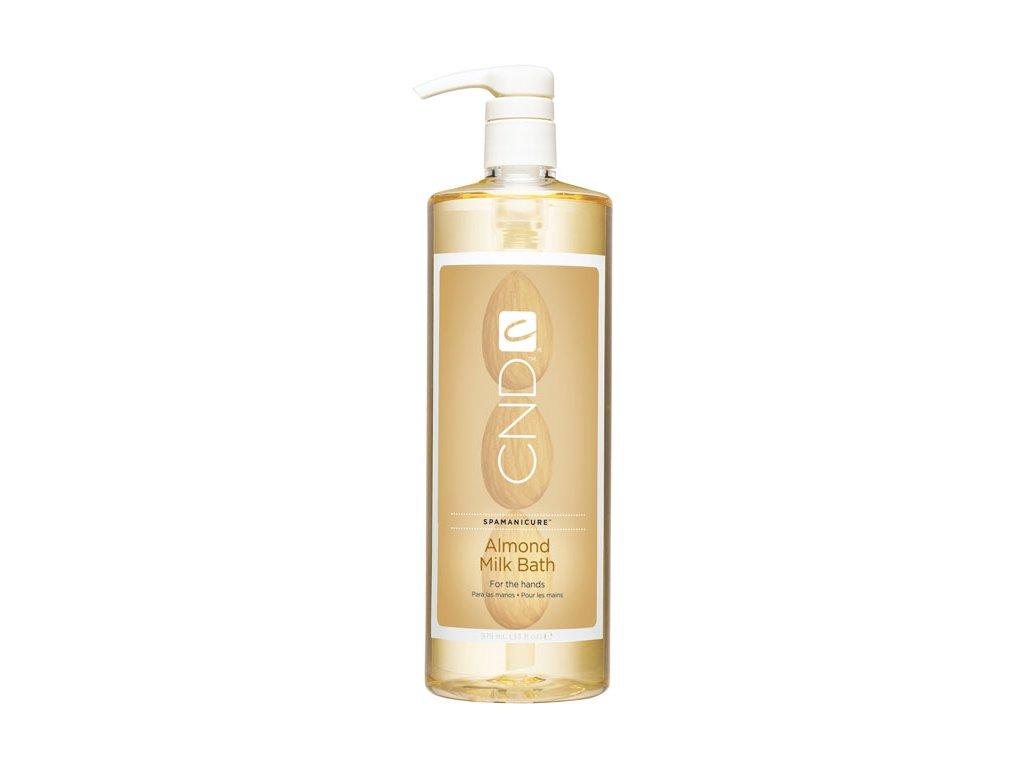 CND SpaManicure ALMOND MILK BATH, dầu/sữa dinh dưỡng hạnh nhân cho tay và móng, 33oz (975g)