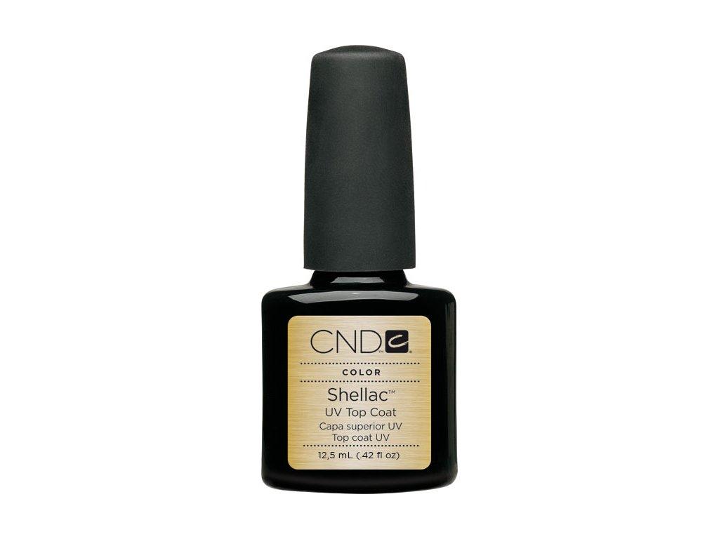 CND SHELLAC™  - ORIGINAL UV TOP COAT - sơn phủ cực bền 0.5oz (15ml)