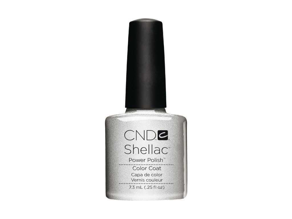 CND SHELLAC™  - UV COLOR  - SILVER CHROME 0.25oz (7,3ml)