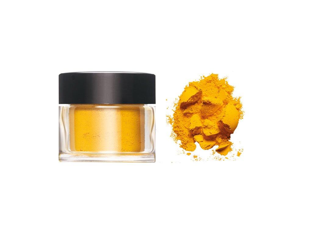 CND ĐÃ NGỪNG SẢN XUẤT CND ADITIVA - Yellow -0.11oz (3.24g) Bột pigment màu VẢNG chộn cho NailArt