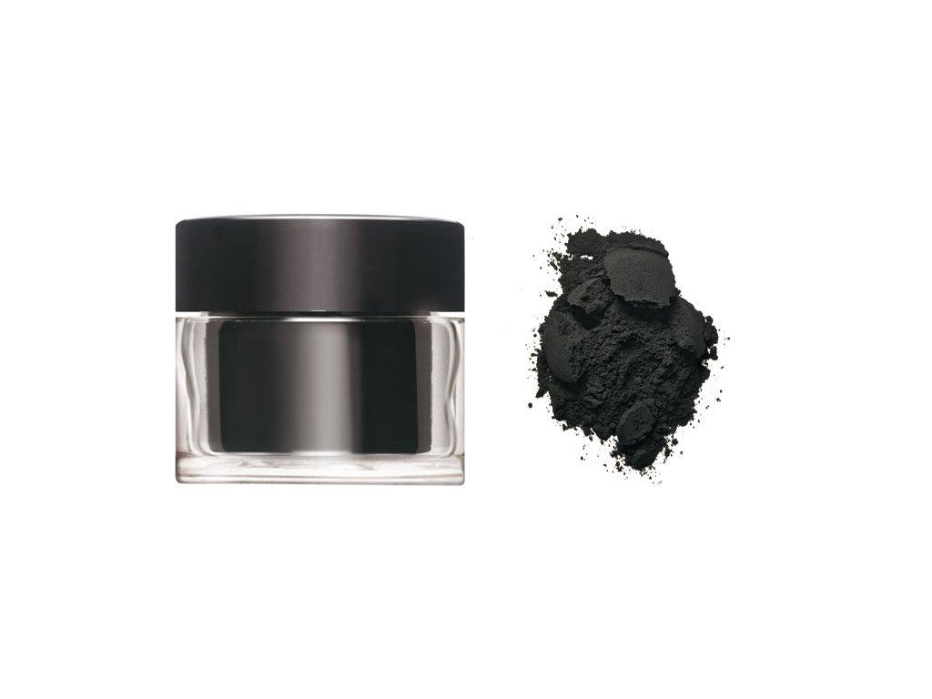 CND  ĐÃ NGỪNG SẢN XUẤT CND ADITIVA - Black - 0.8oz (2.42g) Bột màu đen chộn cho NailArt
