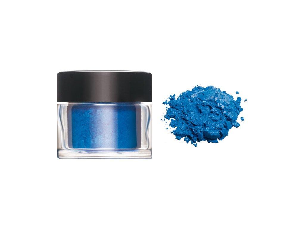 CND ĐÃ NGỪNG SẢN XUẤT CND ADITIVA - Cerulean Blue - 0.10oz (3.10g) MÀU XANH NƯỚC BIỂN bột màu chộn cho NailArt