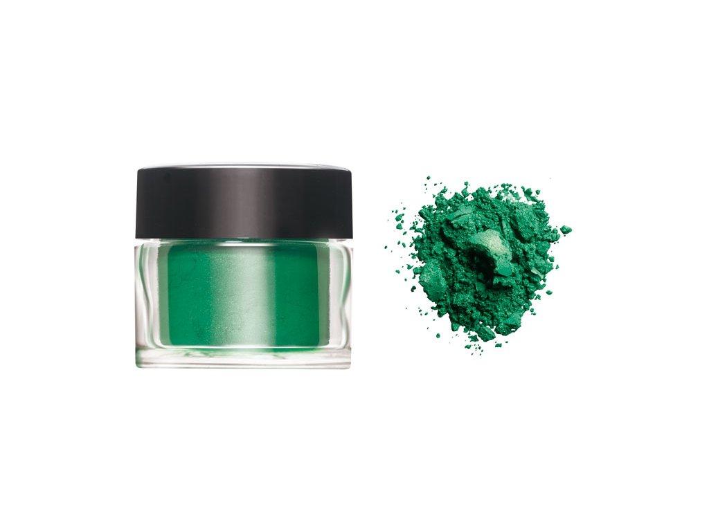 CND ĐÃ NGỪNG SẢN XUẤT CND ADITIVA - Medium Green - 0.12oz (3.50g) MÀU XANH LÃ CAY - pigment bột màu chộn cho NailArt