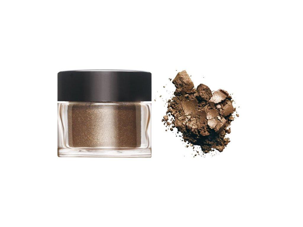 CND  ĐÃ NGỪNG SẢN XUẤT CND ADITIVA - Antique Bronze -  0.12oz (3.48g)  ANTIQUE BRONZE pigment - bột màu chộ cho NailArt