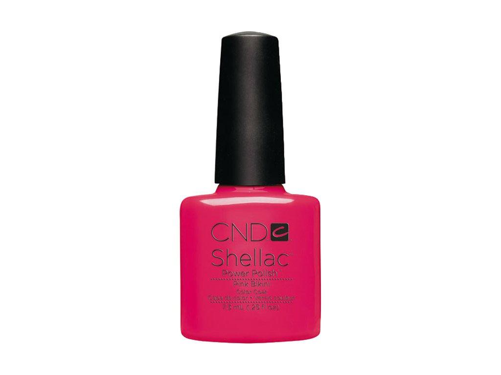 CND SHELLAC™  - UV COLOR  - PINK BIKINI 0.25oz (7,3ml)