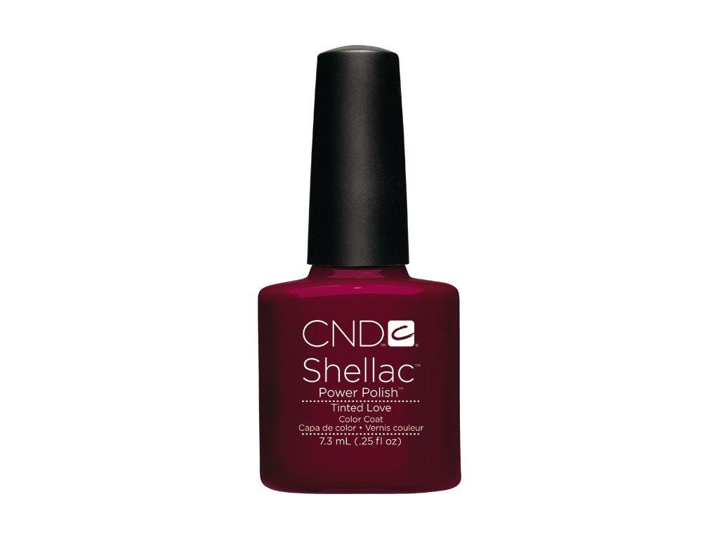 CND SHELLAC™  - UV COLOR  - TINTED LOVE 0.25oz (7,3ml)