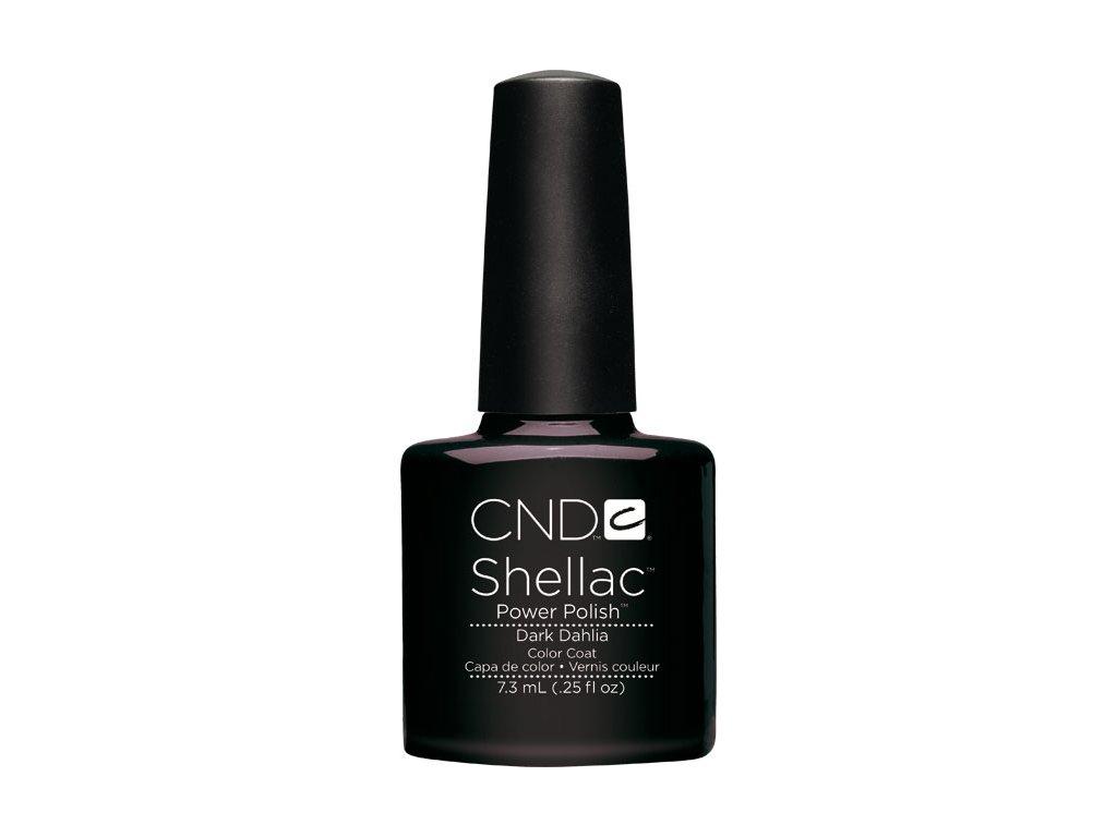 CND SHELLAC™  - UV COLOR  - DARK DAHLIA 0.25oz (7,3ml)