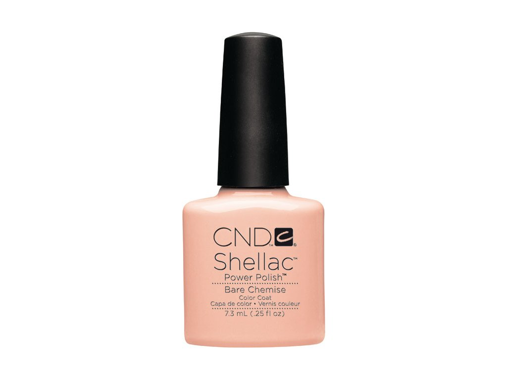 CND SHELLAC™  - UV COLOR  - BARE CHEMISE 0.25oz (7,3ml)