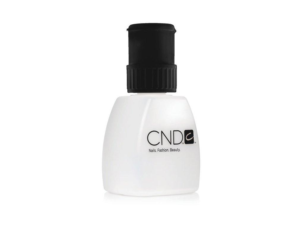 CND CND MENDA PUMP - chai chất lỏng có bơm định lượng - menda nhãn hiệu CND, có thể khóa nắp