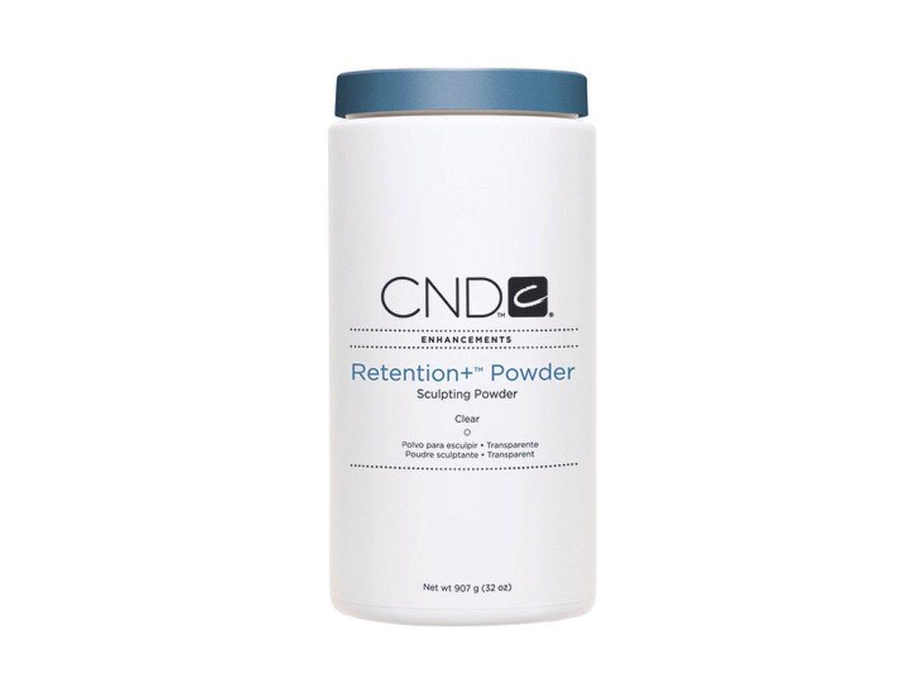 CND RETENTION+, Bột đắp móng - CLEAR - màu trong, 32oz (907g),