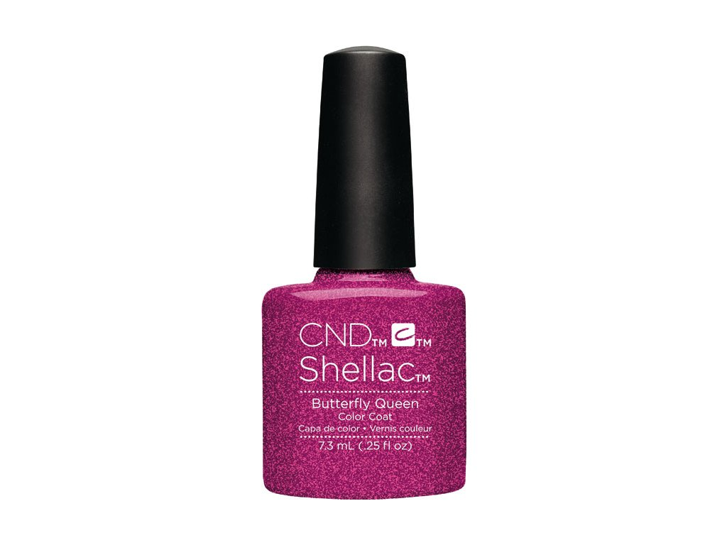 CND SHELLAC™  - UV COLOR  - BUTTERFLY QUEEN 0.25oz (7,3ml)