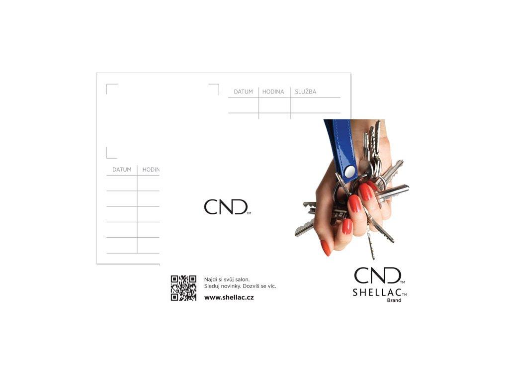 CND CND thẻ đạt ngày/hàng, gói 24c, kt. 11x9cm