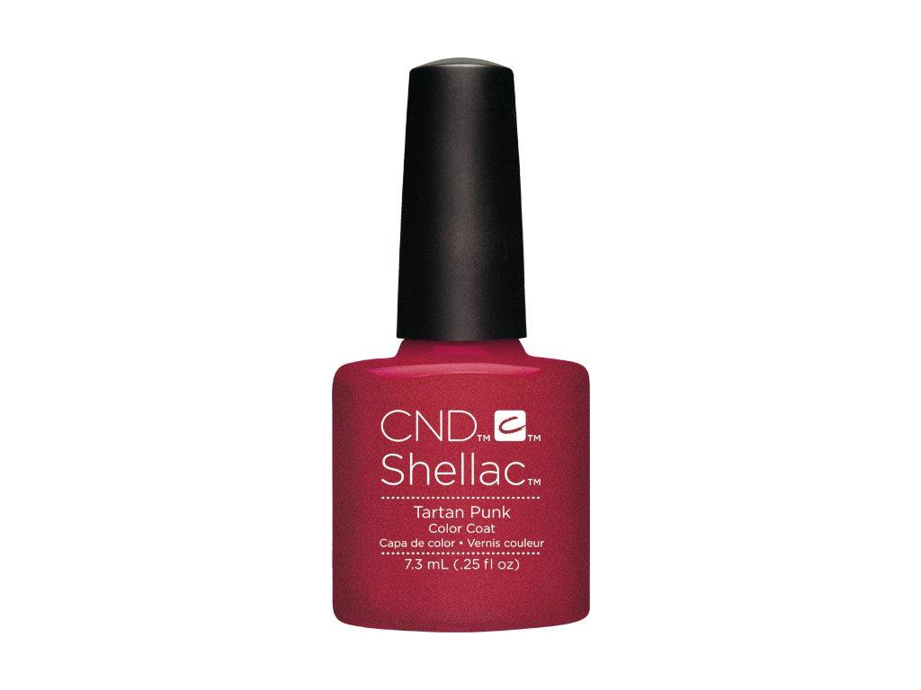 CND SHELLAC™  - UV COLOR  - TARTAN PUNK 0.25oz (7,3ml)