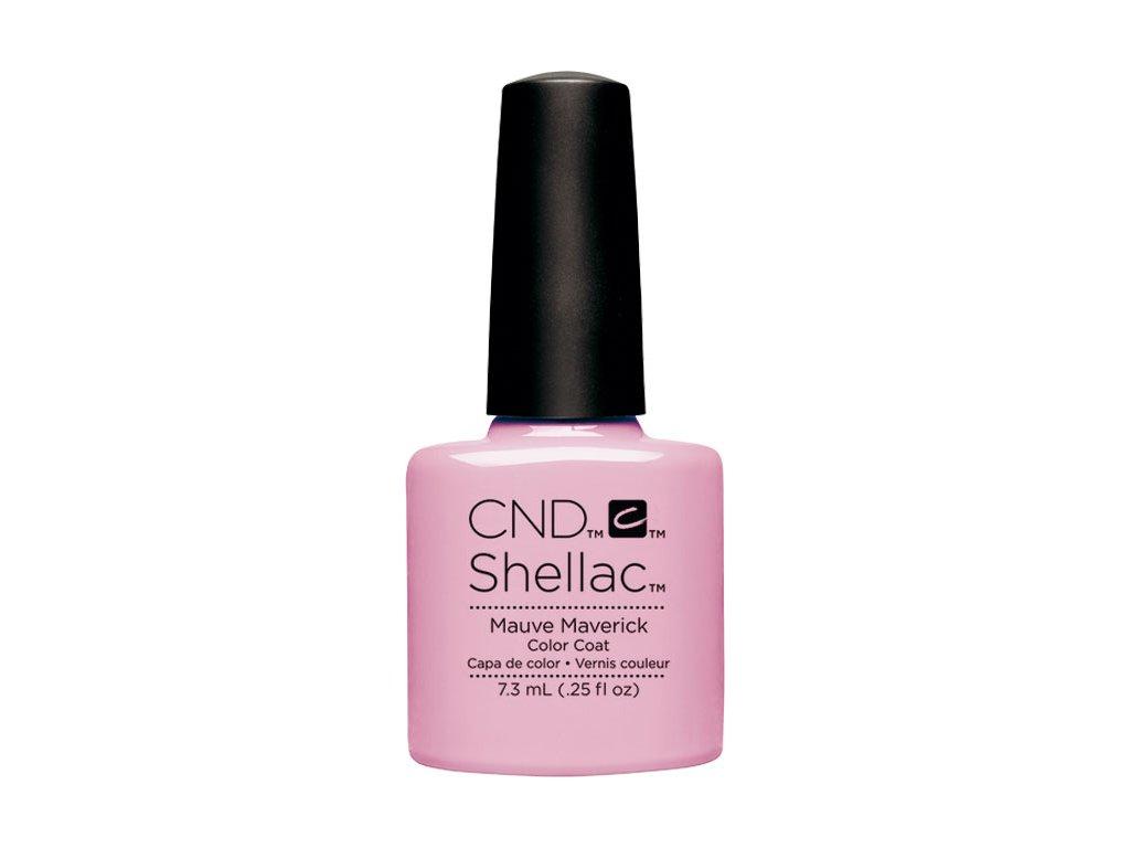CND SHELLAC™  - UV COLOR  - MAUVE MAVERICK 0.25oz (7,3ml)