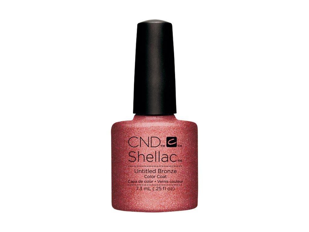 CND SHELLAC™  - UV COLOR  - UNTITLED BRONZE 0.25oz (7,3ml)