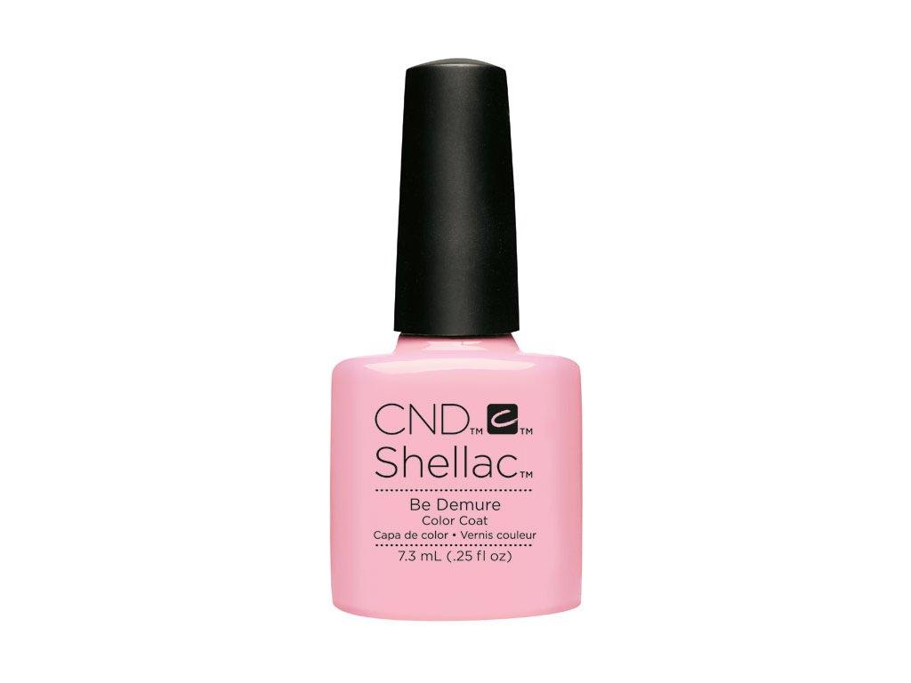 CND SHELLAC™  - UV COLOR  - BE DEMURE 0.25oz (7,3ml)