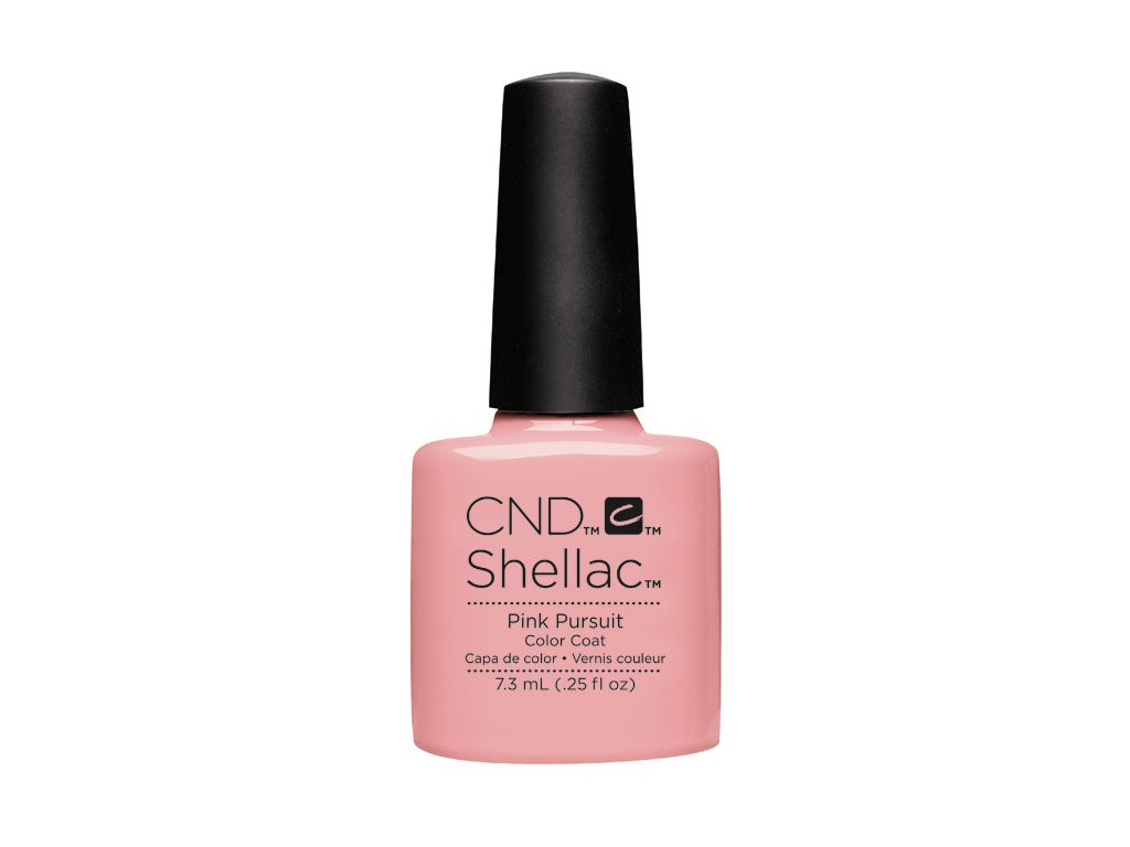 CND SHELLAC™  - UV COLOR  - PINK PURSUIT 0.25oz (7,3ml)