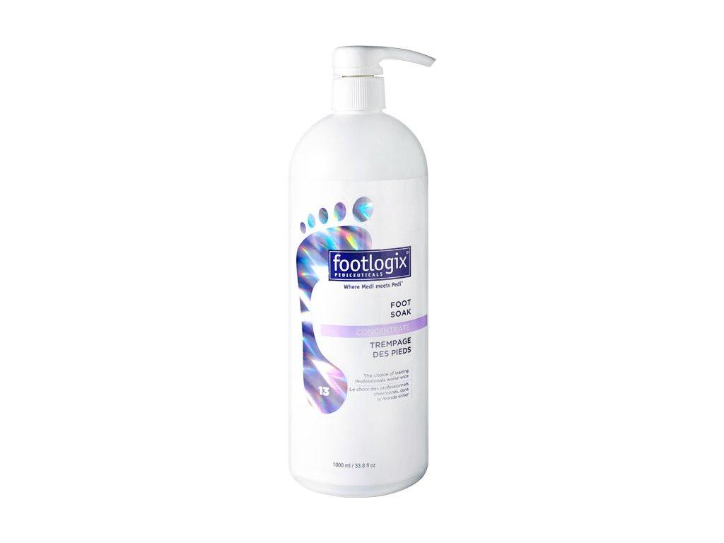 Footlogix Footlogix Professional Foot Soak (13) - dung dịch ngâm tắm chân, 1000 ml (33.8 fl oz.)