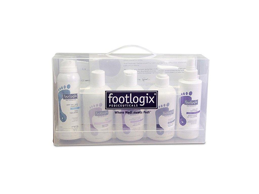 Footlogix Footlogix Professional Backbar Starter Kit (5 sản phẩm)