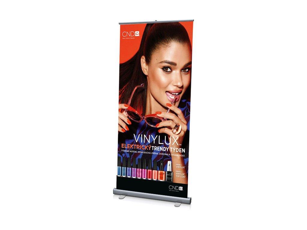 CND CND ROLL - UP  banner motiv VINYLUX  - 80 x 200 cm