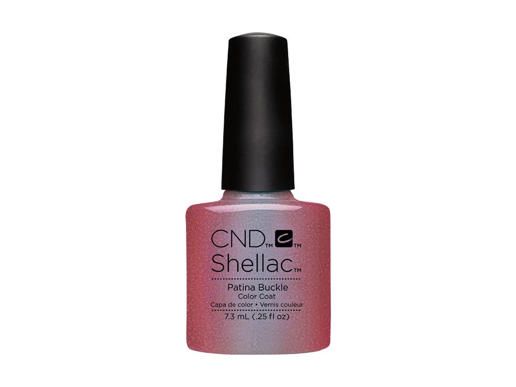 CND SHELLAC™  - UV COLOR  - PATINA BUCKLE 0.25oz (7,3ml)