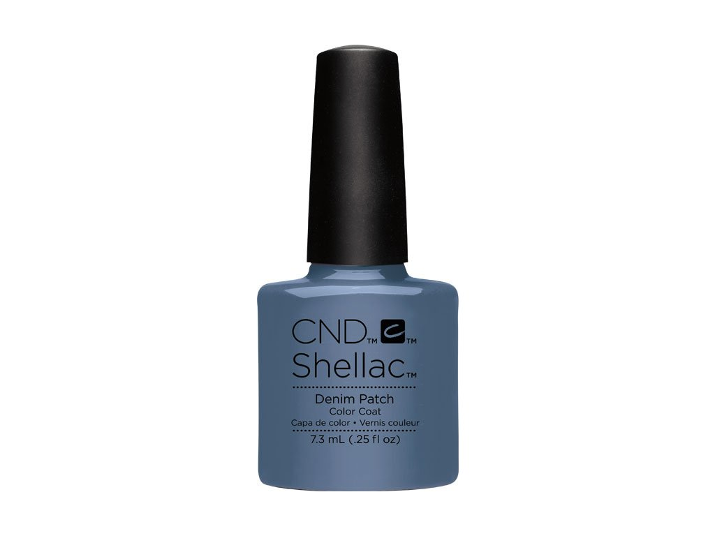 CND SHELLAC™  - UV COLOR  - DENIM PATCH 0.25oz (7,3ml)