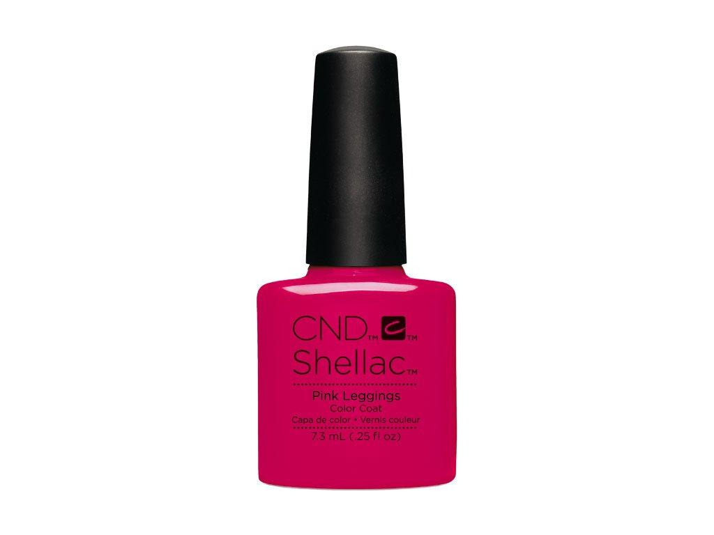 CND SHELLAC™  - UV COLOR  - PINK LEGGINS 0.25oz (7,3ml)