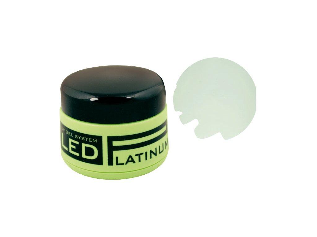 Platinum PLATINUM DRY LED - gel màu không chùi - CREAM, 9g (202) - phù hợp cho cả Nail Art