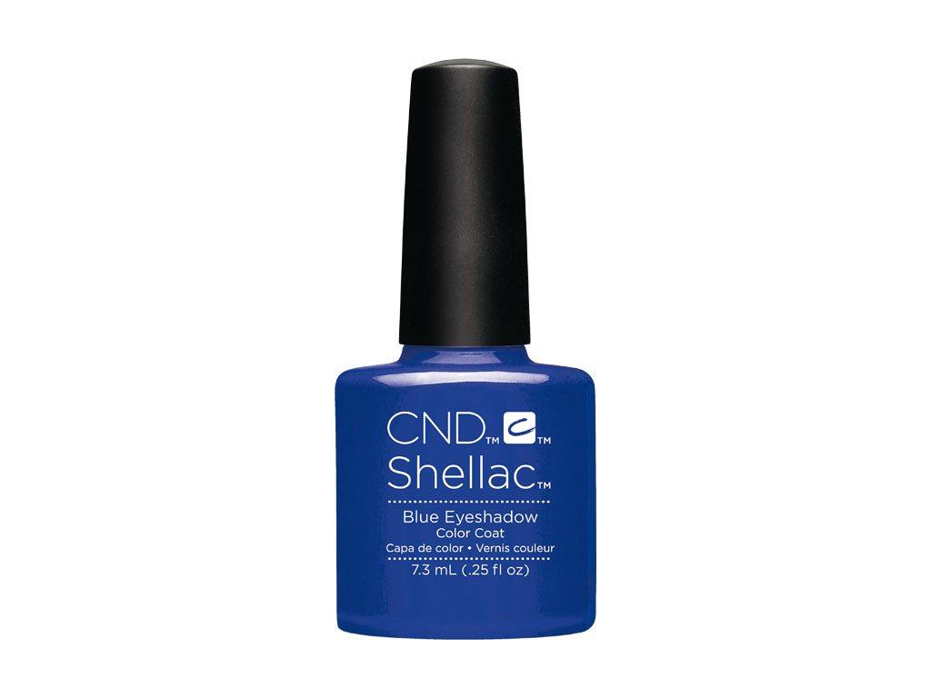 CND SHELLAC™  - UV COLOR  - BLUE EYESHADOW 0.25oz (7,3ml)