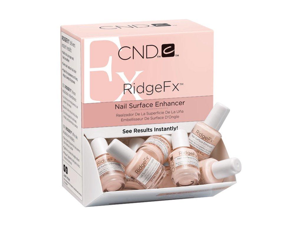 CND RIDGEFX™ 40 x 0.125oz (3.7ml) - làm phảng bề mặt và dũ móng tay bền hơn, gói quà 40c
