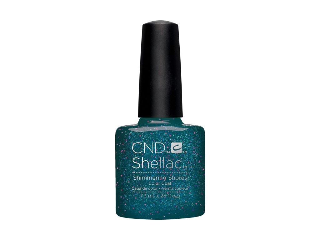 CND SHELLAC™  - UV COLOR  - SHIMMERING SHORES 0.25oz (7,3ml)