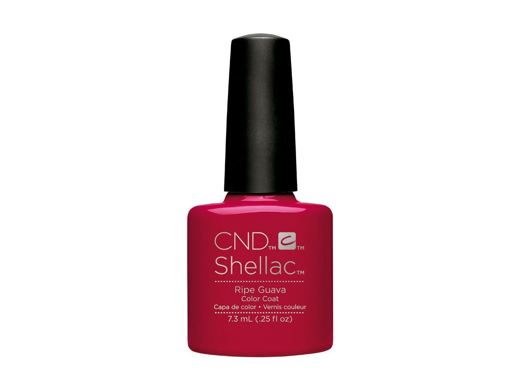 CND SHELLAC™  - UV COLOR  - RIPE GUAVA 0.25oz (7,3ml)