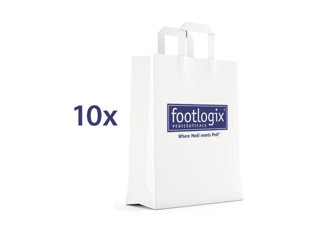 Footlogix Footlogix Profi Pack - Túi giấy Footlogix (10c)